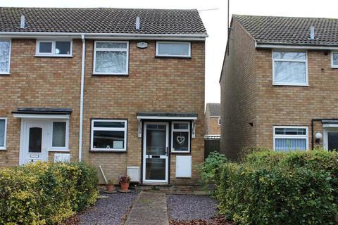 2 bedroom semi-detached house to rent - Lullington Close, Wigmore, Luton