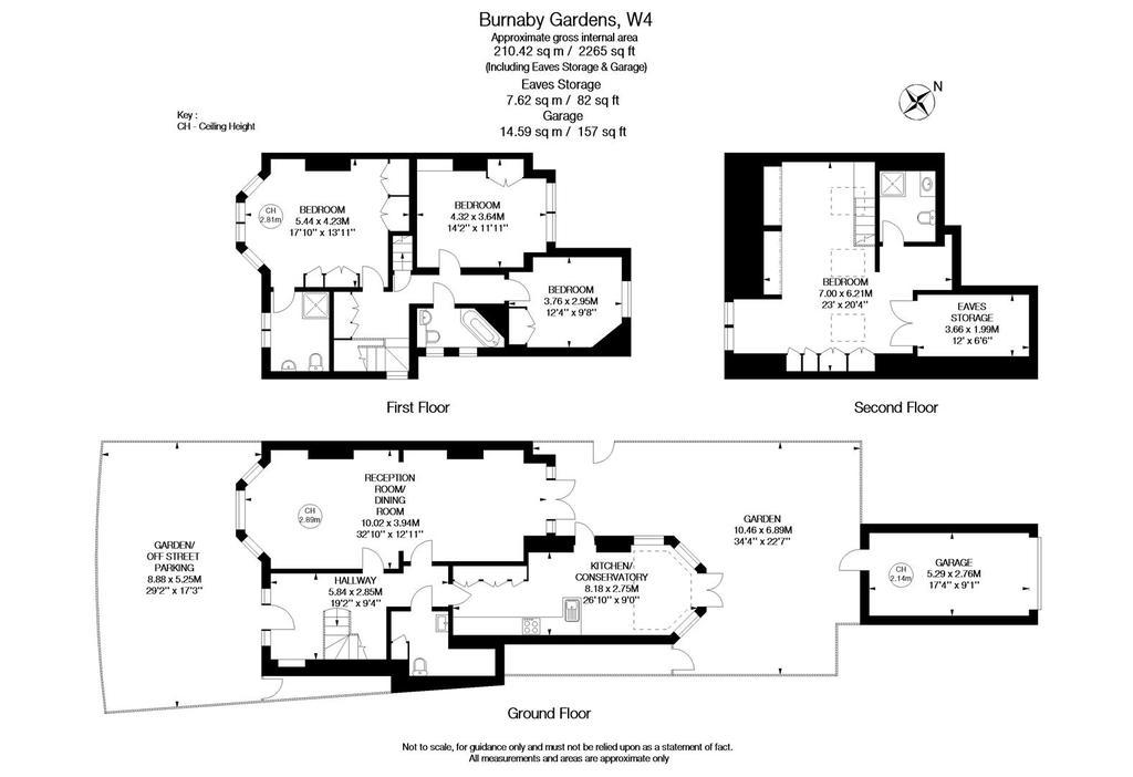 Floorplan: Burnaby Gardens, W4   FLOOR PLAN