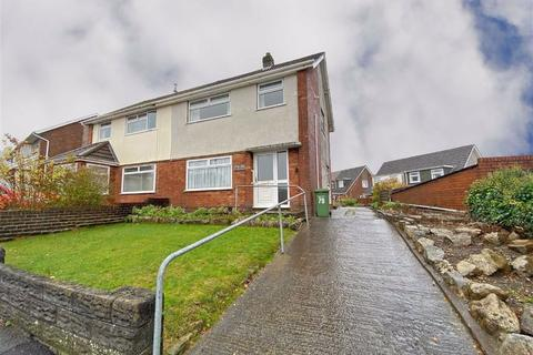 Llangorse Road, Aberdare, Mid Glamorgan. 3 bedroom semi-detached house for sale