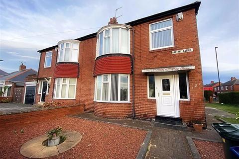 3 bedroom semi-detached house for sale - Oaktree Avenue, Walkerville, Newcastle Upon Tyne, NE6