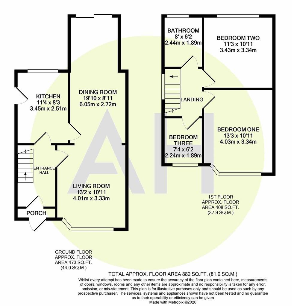 Floorplan: 10 Gloucester Drive Sale print.JPG