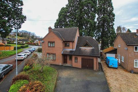 4 bedroom detached house to rent - Cae Castell, Builth Wells, LD2