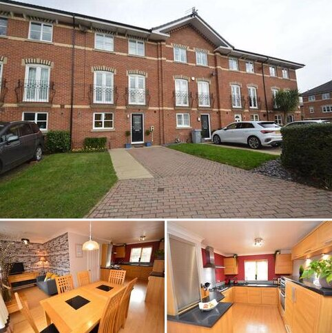 4 bedroom townhouse for sale - Blandford Drive, Macclesfield