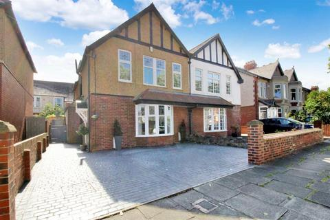 3 bedroom semi-detached house for sale - Evesham Avenue, Whitley Bay