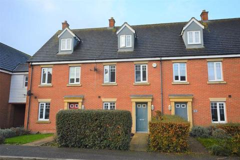 3 bedroom townhouse for sale - Tunbridge Way, Singleton, Ashford