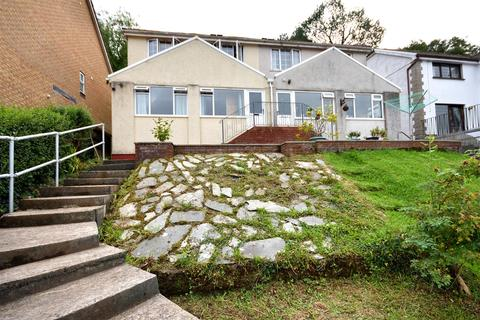 3 bedroom semi-detached house for sale - Glen Road, West Cross, Swansea