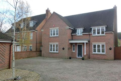 5 bedroom detached house for sale - Tythe Barn Lane, Dickens Heath, Solihull