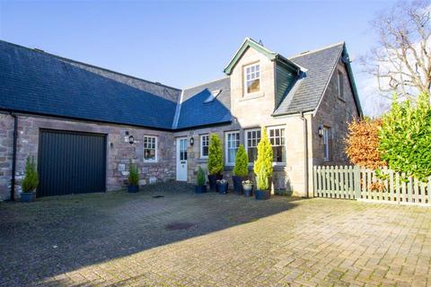 3 bedroom link detached house for sale - Chatton Mill Hill, Chatton, Alnwick, NE66