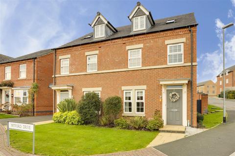 3 bedroom semi-detached house for sale - Mitford Drive, Arnold, Nottinghamshire, NG5 8BR