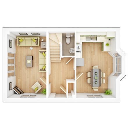 Floorplan 1 of 2: Ash  GF  floorplan