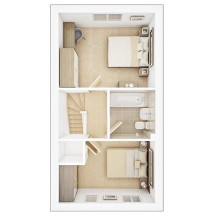 Floorplan 2 of 2: Canford ff