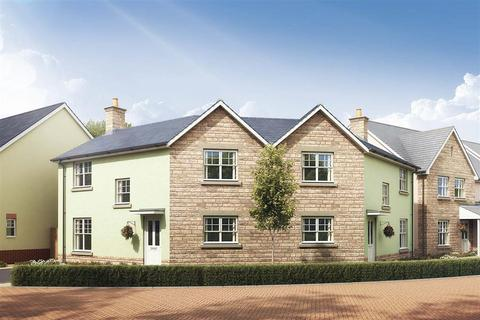 3 bedroom semi-detached house - Plot 75 - The Rosedale at Clare Garden Village, Off Llantwit Major Road CF71
