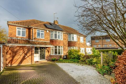 4 bedroom semi-detached house for sale - Bedale Avenue, York