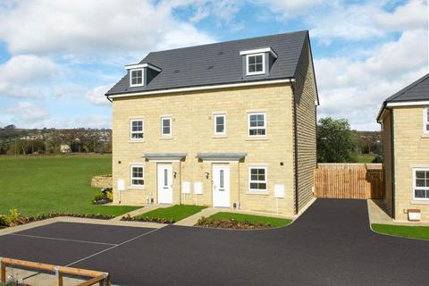 4 bedroom semi-detached house for sale - Plot 147, Woodcote at Saxon Dene, Silsden, Belton Road, Silsden, KEIGHLEY BD20