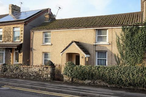 2 bedroom end of terrace house for sale - Commercial Street, Kenfig Hill, Bridgend, Bridgend County. CF33 6DL