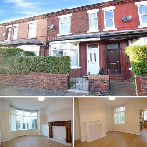 3 bedroom terraced house to rent - Amos Street, Manchester, M9