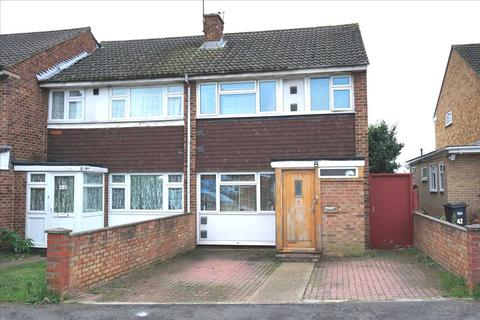 3 bedroom end of terrace house for sale - Channel Close, Heston