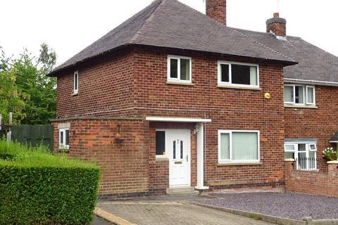 3 bedroom semi-detached house to rent - 62 Glenholme Road, Sheffield S13 8QD
