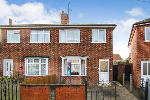 3 bedroom semi-detached house for sale - St. Cuthbert Road, Bridlington, YO16 7SR