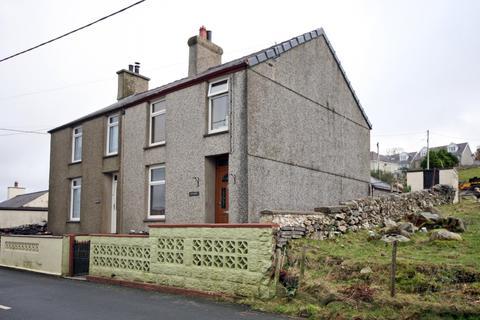 3 bedroom semi-detached house for sale - Rhosgadfan, Caernarfon, Gwynedd, LL54