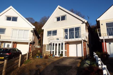 4 bedroom detached house for sale - 53 Notts Gardens, Uplands, Swansea, sA2 0RU