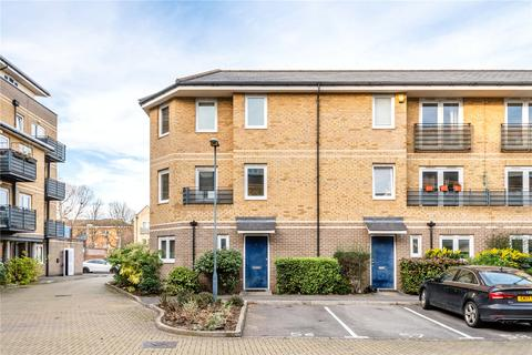 3 bedroom end of terrace house to rent - Hereford Road, Bow, London, E3