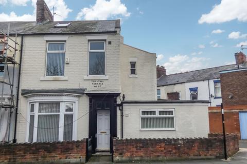 3 bedroom terraced house for sale - Tunstall Terrace West, Sunderland, Tyne and Wear, SR2 7AE