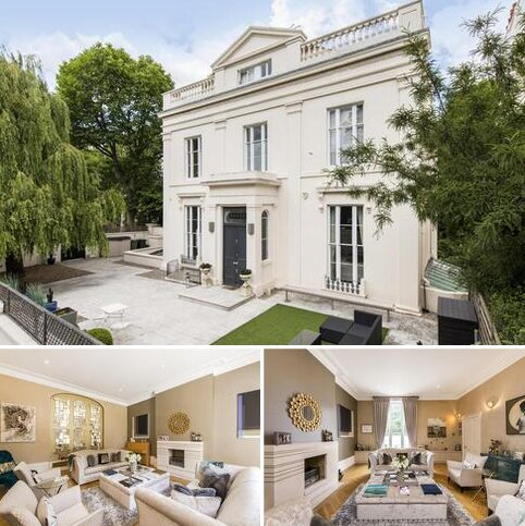 7 bedroom detached house for sale - Warwick Avenue, London W2