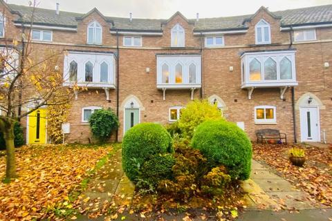 4 bedroom terraced house for sale - ST LUKES CRESCENT, SEDGEFIELD, SEDGEFIELD DISTRICT
