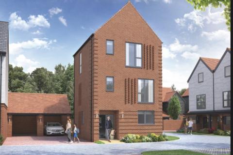 3 bedroom detached house for sale - Chilmington Lakes, Chilmington, Ashford, Kent