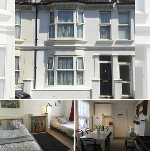 3 bedroom terraced house to rent - Stirling Place, Hove