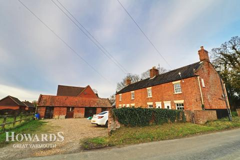 2 bedroom cottage for sale - Market Road, Stokesby