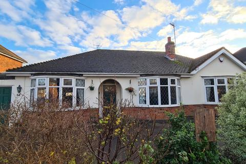 3 bedroom bungalow for sale - Johnson Road, Birstall, LE4