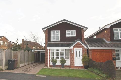 3 bedroom detached house for sale - Earlswood Close, Breaston, DE72
