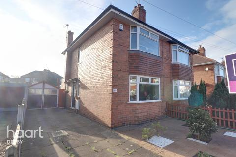 2 bedroom semi-detached house for sale - Waldorf Avenue, Alvaston
