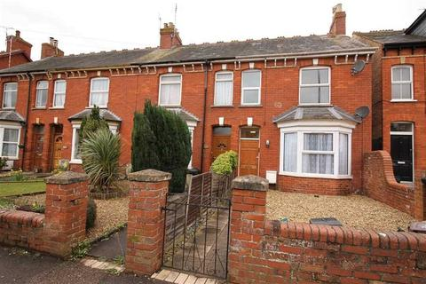 3 bedroom end of terrace house for sale - Cheddon Road, Taunton