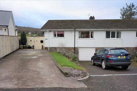 2 bedroom semi-detached bungalow for sale - Pippins, Derwydd Road, AMMANFORD