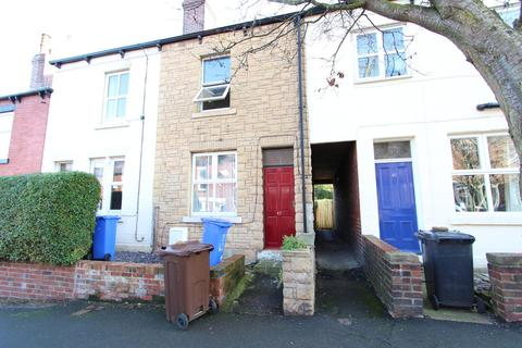 3 bedroom terraced house to rent - Murray Road, Sheffield