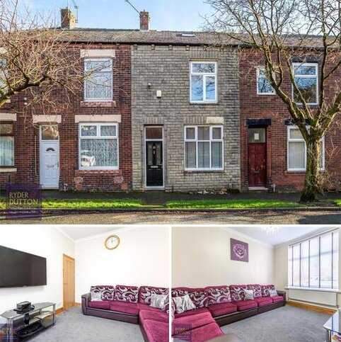 4 bedroom terraced house for sale - Clydesdale Street, Hathershaw, Oldham, OL8