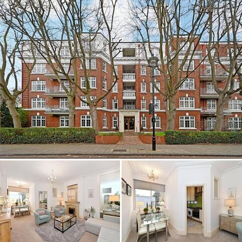 1 bedroom flat for sale - Elm Tree Court, Elm Tree Road, St Johns Wood, London, NW8