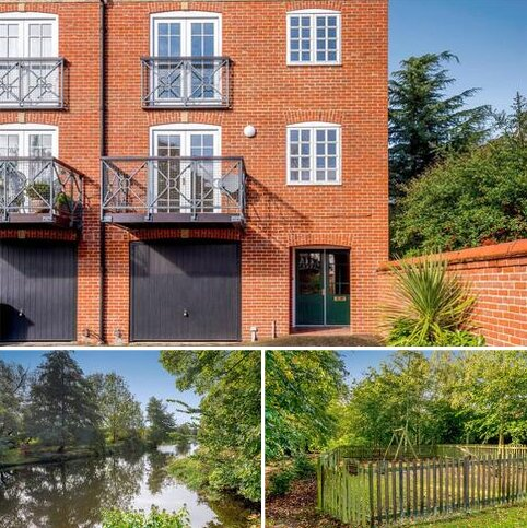 3 bedroom house for sale - The Corn Warehouse, Bracondale Millgate, Norwich, NR1