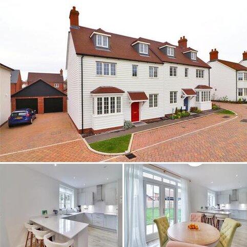 5 bedroom semi-detached house for sale - Fuggle Drive, Tenterden, Kent, TN30