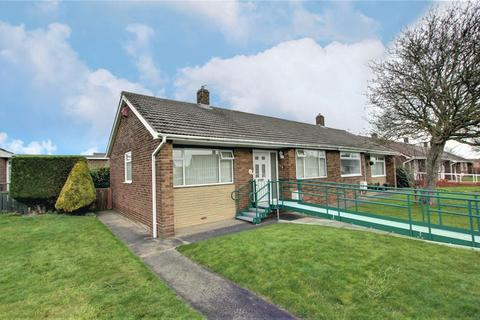 2 bedroom semi-detached bungalow for sale - Russell Close, Consett, DH8