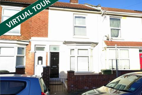 3 bedroom semi-detached house to rent - EDMUND ROAD, SOUTHSEA, PO4 0LL