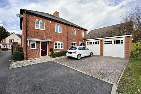 3 bedroom semi-detached house for sale - Overslade Road, Solihull