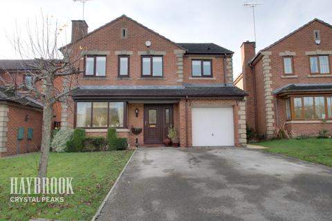 4 bedroom detached house for sale - Underhill Road, Chesterfield