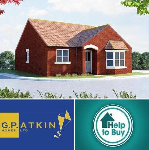 3 bedroom detached bungalow for sale - West End Falls, Nafferton