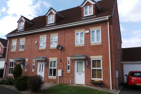 3 bedroom townhouse to rent - Wheatcroft Close, Four Oaks