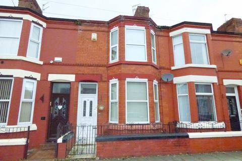 3 bedroom terraced house - Asquith Avenue, Birkenhead, CH41 8AT
