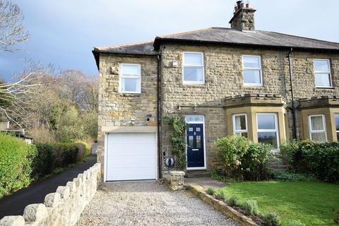 5 bedroom semi-detached house for sale - Station Road, Corbridge